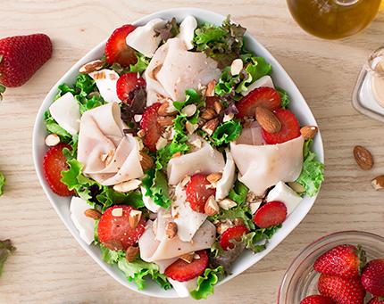 Salada de Morangos